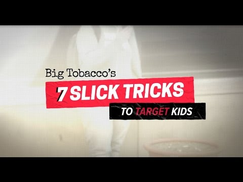 Big Tobacco's 7 Slick Tricks to Target Kids