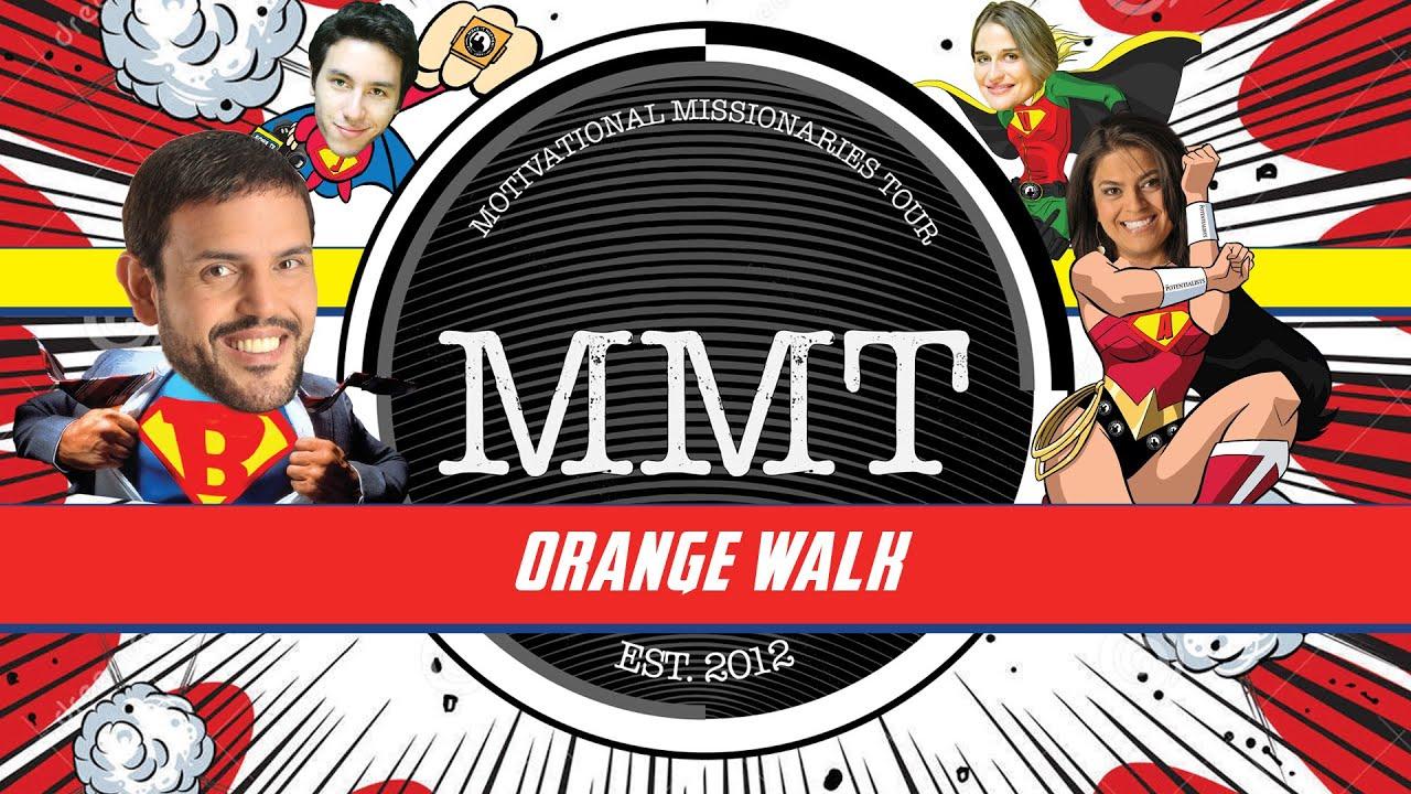 Orange Walk (MMT 2015 - May 12, 2015 Media Spot)