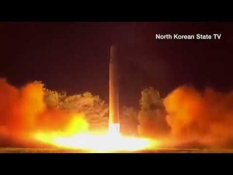 אחרי האיום בהשמדתה: צפון קוריאה שיגרה טיל שחלף בשמי יפן