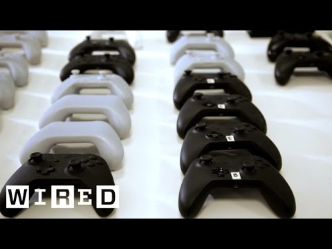NEW - WIRED gets exclusive first-look at the new Xbox One from prototypes to final design. Get a behind the scenes look at the newest Xbox One Kinect sensor, game ...