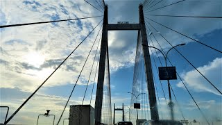 Hooghly India  City new picture : Longest Cable–Stayed Bridge In India - Second Hooghly Bridge or Vidyasagar Setu At Calcutta