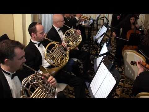 Heart Warming Chupah Conducted by Yisroel Lamm an Aaron Teitelbaum Production