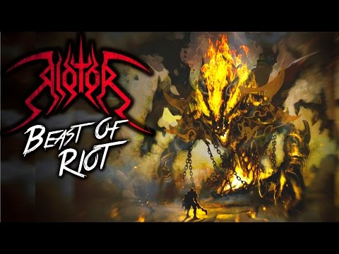 Riotor - Dawn Of Death And Destruction / Riotor [Sub Esp] online metal music video by RIOTOR