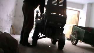 htz T-012 small tractor