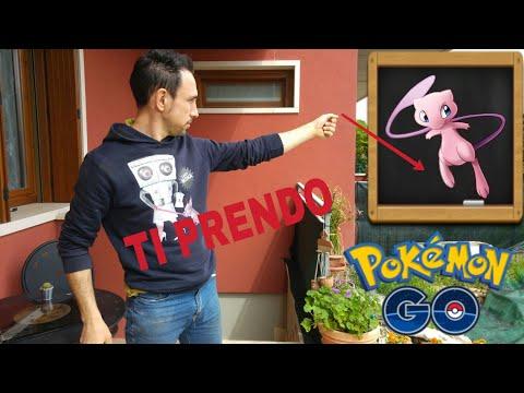TRUCCO!!! COME OTTENERE MEW E EVOLVIAMO MAGIKARP 100%: POKEMON GO ITA видео