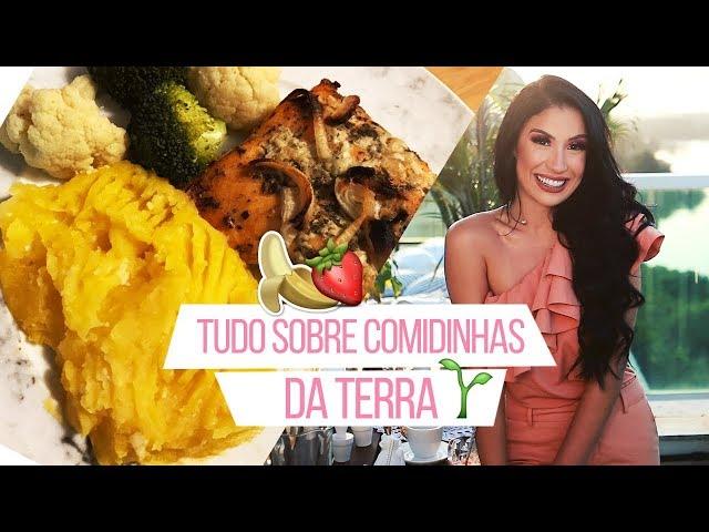 TUDO SOBRE COMIDINHAS DA TERRA - Boca Rosa