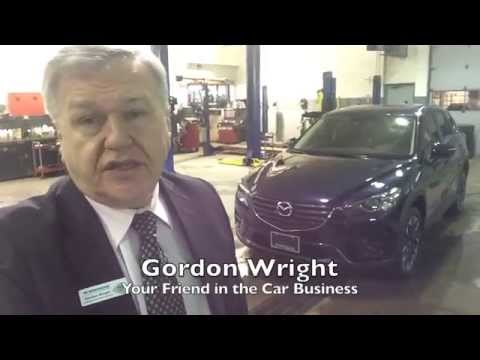 2016 Mazda CX-5 GT Review & Walkaround