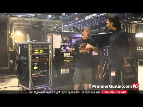 Def - Article and photos: http://bit.ly/DefLepRR Def Leppard's Vivian Campbell and Phil Collen took a break from their current arena-filling tour to discuss the rigs they are using on their current...