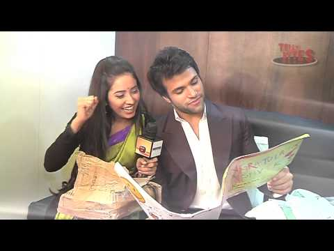 Rithvik and Asha Receive Gifts from Fans PART 3