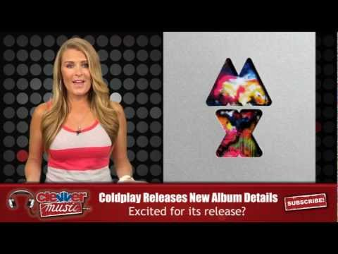 Coldplay 'Mylo Xyloto' Album Coming in October