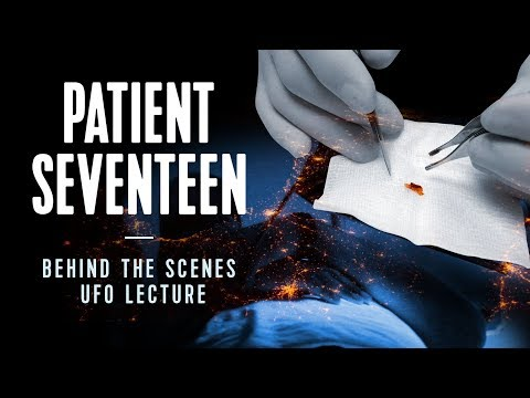 Patient 17 (2017) : Documentary around 17 surgically removed unknown objects that emit Radio Frequencies, and contain Nano Tubes not seen naturally in the world.