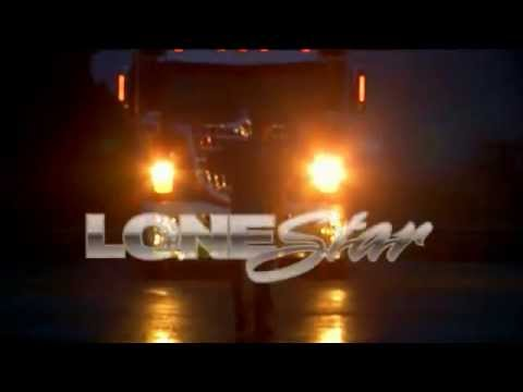 Грузовики International LoneStar - Kick butt retro truck!