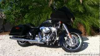 7. New 2013 Harley Davidson FLTRX Road Glide Custom for sale review