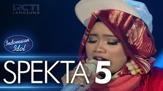 Video AYU - STRESSED OUT (Twenty One Pilots) - Spekta Show Top 10 - Indonesian Idol 2018 MP3, 3GP, MP4, WEBM, AVI, FLV Februari 2018