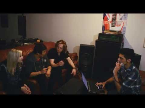 The Ocean Cure - Official BlankTV Interview - 2014