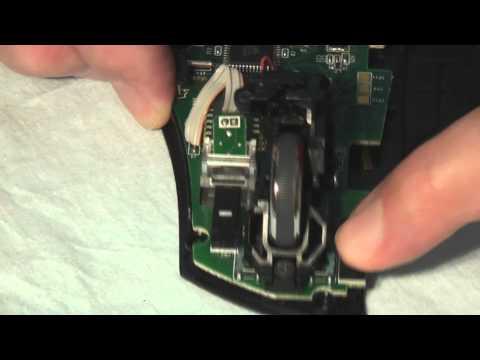 Logitech MX Revolution Mouse Repair