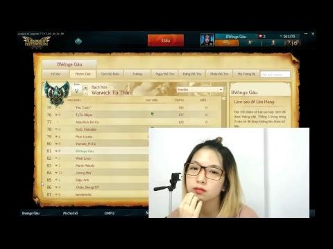 [ Live ] Thị Thỏ - LEO RANK !