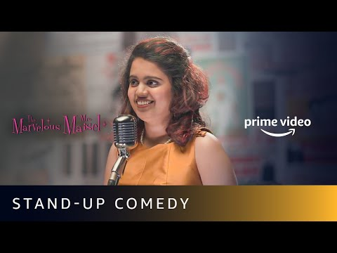 The Marvelous Ms. Aishwarya Mohanraj | Amazon Prime Video India