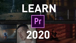 Premiere Pro 2020 FOR BEGINNERS!