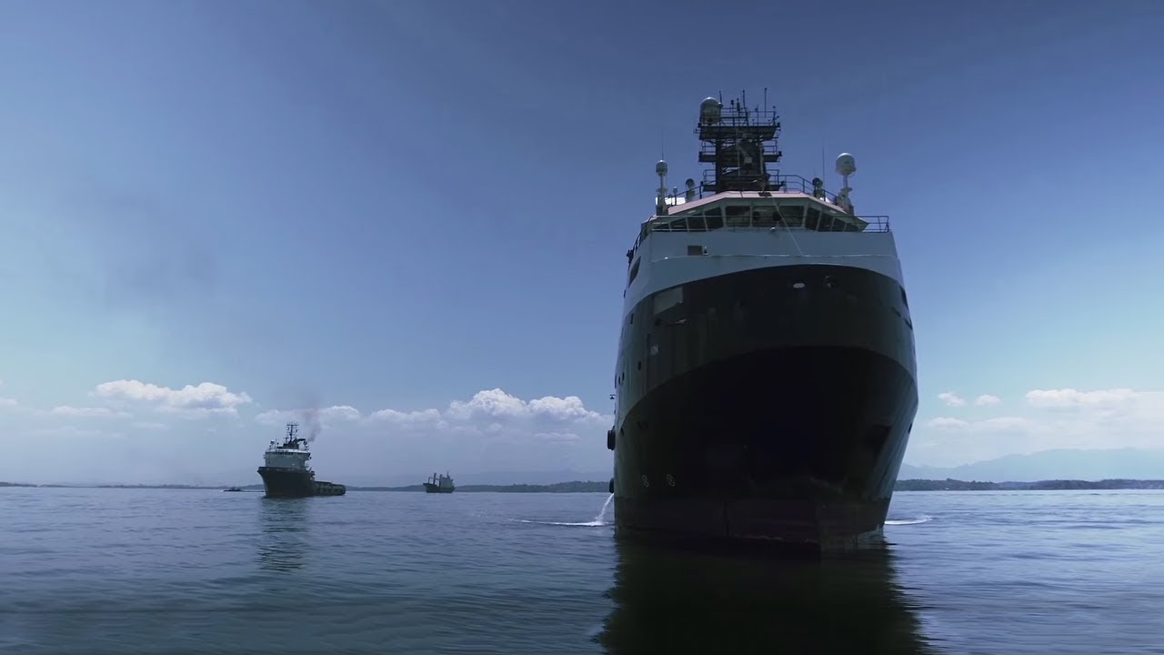 Customer stories - The Right Choice: Tier 4 Marine Engines with SCR Technology