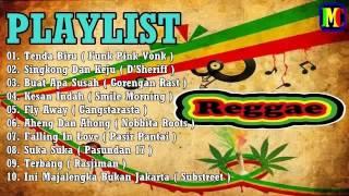 Play List Lagu Reggae Terpopuler 2016 | Musik Reggae 2016 Video