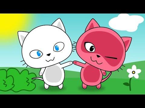 O pisica mititica - Cantece pentru copii | PucoTV