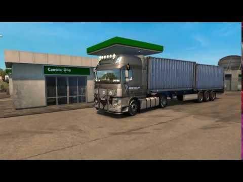 TruckSim Map v6.5