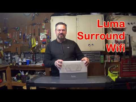 Luma Surround Wifi System Review