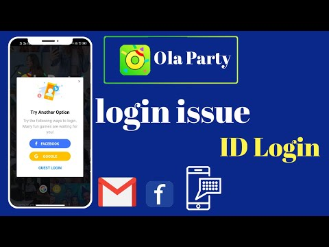 Login with facebook id number