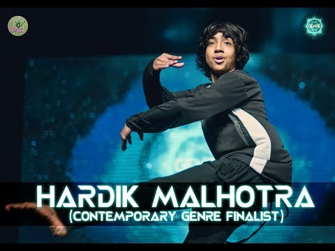 Hardik Malhotra - Contemporary Genre  Finalist | Genre- Your Style Your Stage | Dance Competition