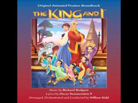 The King And I 02. Getting To Know You