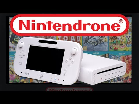 The Wii U - Nintendrone