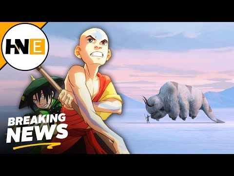 Avatar The Last Airbender Live Action Netflix Series Announced