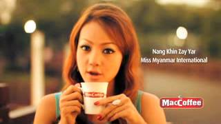 Myanmar TVC Metamorphosis (Open My World)