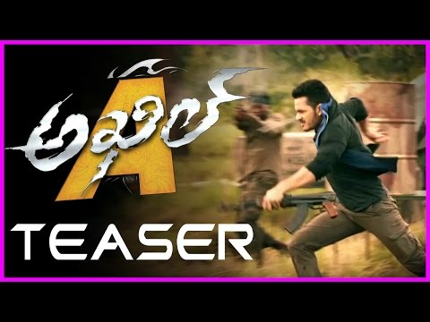 Watch Akhil Movie Teaser  in HD