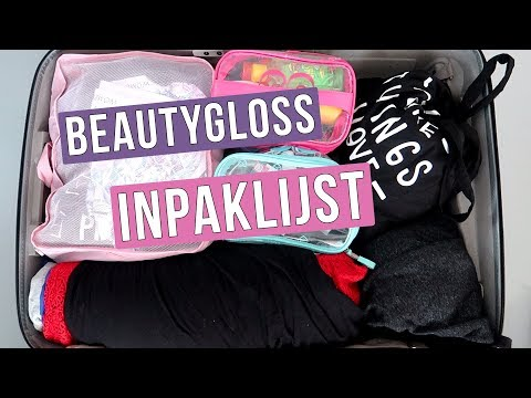 DE GROTE BEAUTYGLOSS INPAKLIJST VIDEO | Beautygloss