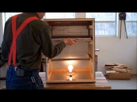 How to Make a Honey Bucket Heater – Part 2