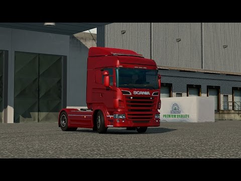 Scania Modified R & Streamline