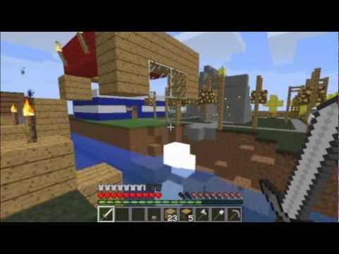 JTF - Minecraft Kaland Mapok - By Xavton 2/1