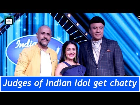 Judges of Indian Idol get candid
