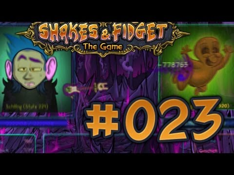 Let's Play Shakes and Fidget #023 - Cheats und lustige Farben