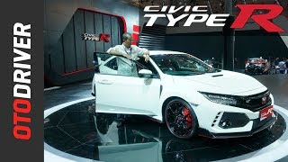Video Honda Civic Type R 2017 Indonesia | First Impression | OtoDriver | Supported by GIIAS 2017 MP3, 3GP, MP4, WEBM, AVI, FLV Agustus 2017
