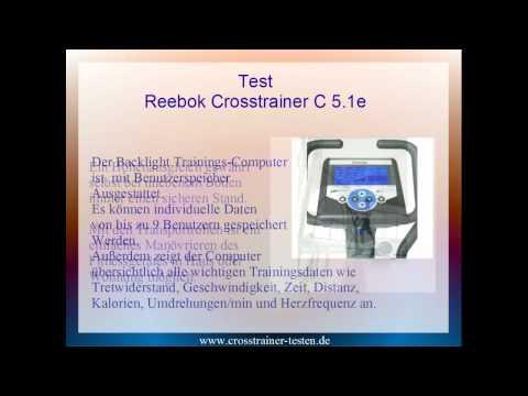 Test Crosstrainer Reebok C5.1 e