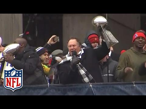 Video: Bill Belichick Starts a