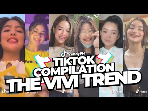 THE VIVI TREND Tiktok Compilation