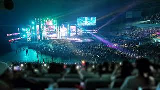180801 트와이스 TWICE : 댄스 더 나이트 어웨이 DANCE THE NIGHT AWAY : Wide fancam : 고척스카이돔