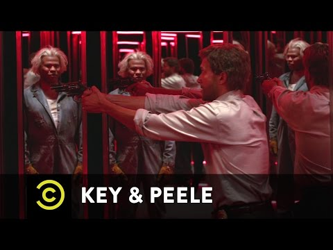Uncensored – Key & Peele – Hall of Mirrors