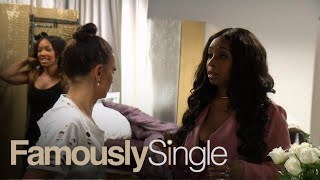 "Did Karina Smirnoff just cross the reality star by calling her out her name? See how Tiffany responds on ""Famously Single.""SUBSCRIBE: http://bit.ly/EentsubAbout Famously Single:Famously Single features eight single celebrities who have been infamously unlucky in love gathering under one roof to learn how to (finally) pick the right match. Eight celebrities move into a downtown LA loft, where they take part in exercises, therapy sessions and real dates to find the real love they've lacked until now.  Connect with the Famously Single:Visit the Famously Single WEBSITE: http://www.eonline.com/shows/famously_single  Like Famously Single on FACEBOOK: https://www.facebook.com/famouslysingleone/ Follow Famously Single on TWITTER: https://twitter.com/FamouslySingleFollow Famously Single on Instagram: https://www.instagram.com/famously_single/ About E! Entertainment:E! is on the Pulse of Pop Culture, bringing fans the very best original content including reality series, scripted programming, exclusive specials, breaking entertainment news, streaming events and more. Passionate viewers can't get enough of our Pop Culture hits including ""Keeping Up with the Kardashians,"" ""Fashion Police,"" ""The Royals,"" ""Total Divas"" and ""Botched."" And with new original programming on the way, fans have even more to love.Connect with E! Entertainment:Visit the E! Website: http://eonli.ne/1iX6d8n Like E! on FACEBOOK: http://eonli.ne/facebookCheck out E! on INSTAGRAM: http://eonli.ne/IGFollow E! on TWITTER: http://eonli.ne/twitterFollow E! on Spotify: http://eonli.ne/spotifyDon't Call Tiffany ""New York"" Pollard a Bitch--Or Else!  Famously Single  E!http://www.youtube.com/user/Eentertainment"