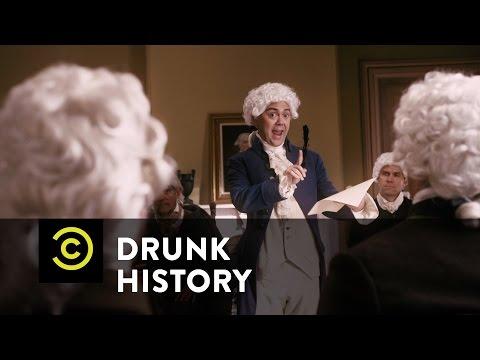 Drunk History - John Adams vs. Thomas Jefferson