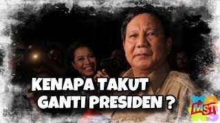 Video Bertanya Kenapa Orang Takut Ganti Presiden, Prabowo Sendiri Kenapa Sibuk Jadi CaPres Meski... MP3, 3GP, MP4, WEBM, AVI, FLV Desember 2018